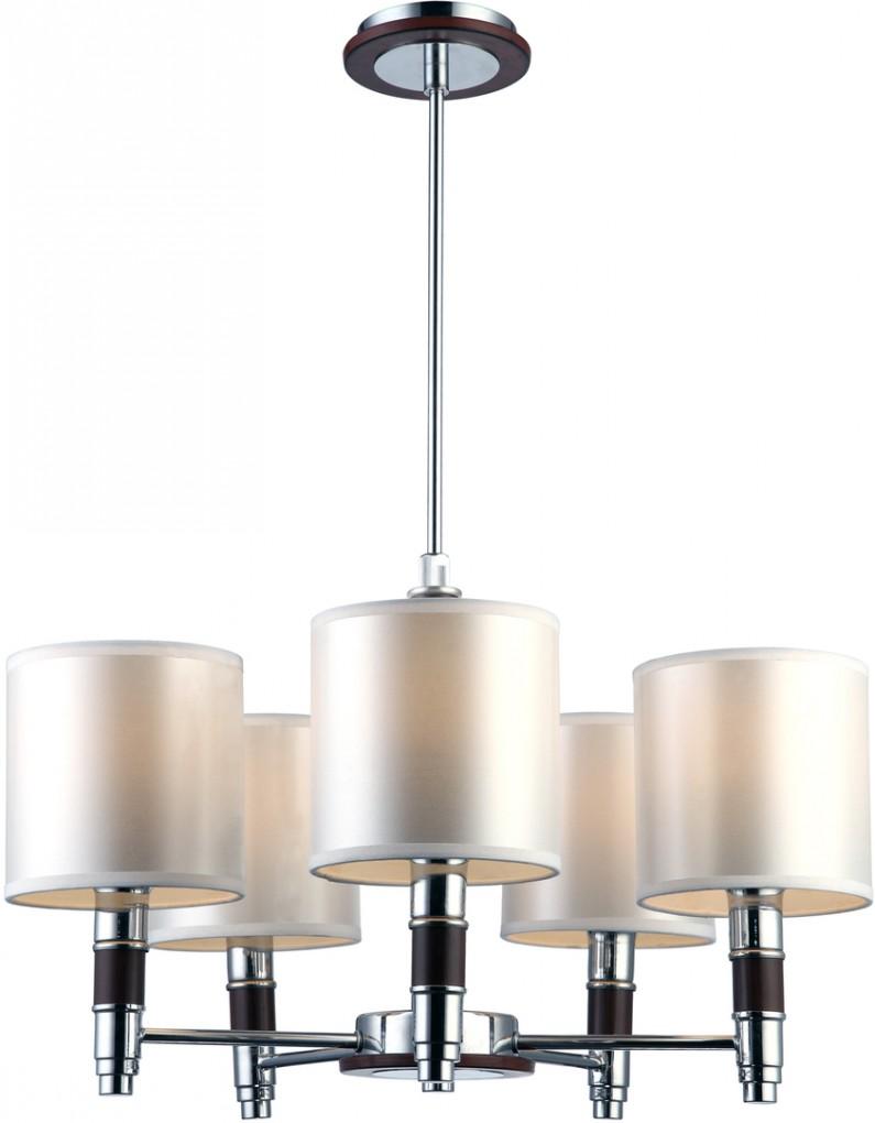 Люстра Arte lamp A9519lm-5br подвесная люстра arte lamp circolo a9519lm 5br