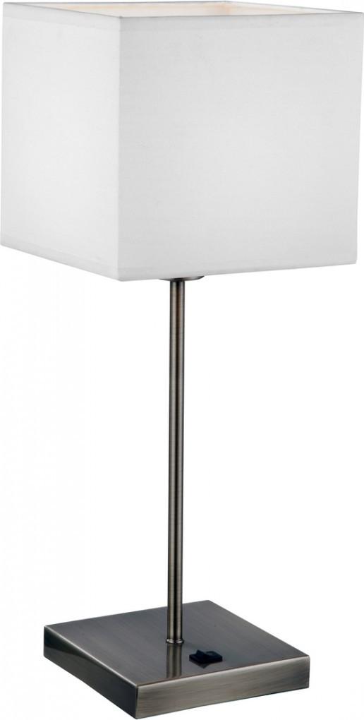 Лампа настольная Arte lamp A9247lt-1ab настольная лампа arte lamp декоративная cubes a9247lt 1ab