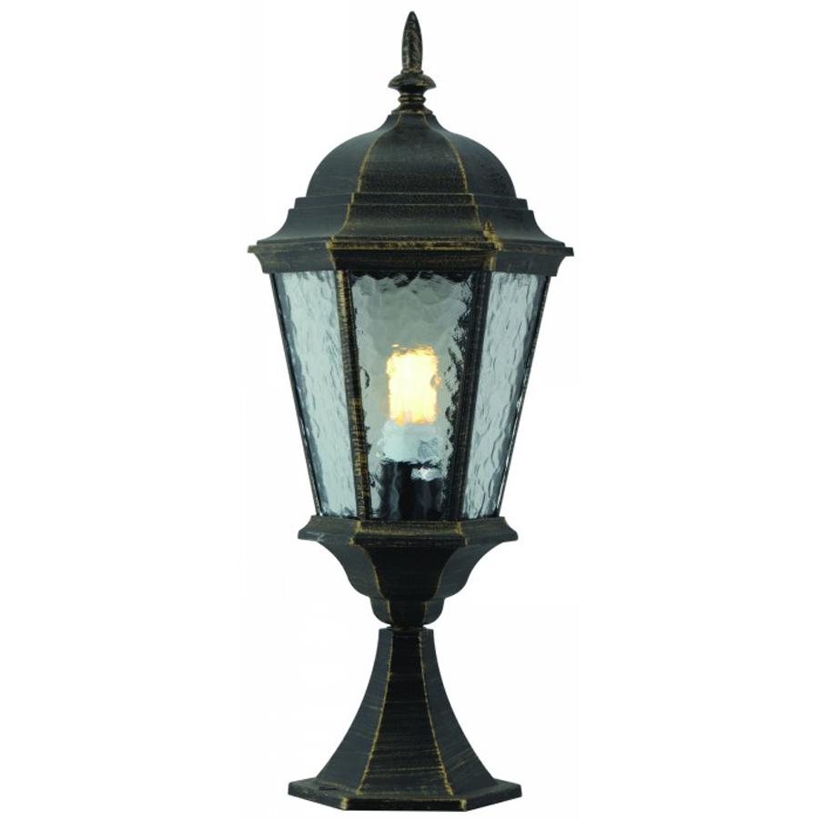 все цены на Светильник уличный Arte lamp A1204fn-1bn