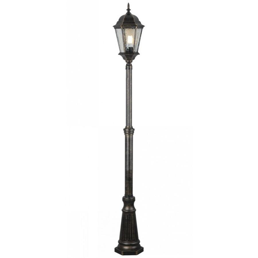 все цены на Светильник уличный Arte lamp A1207pa-1bn