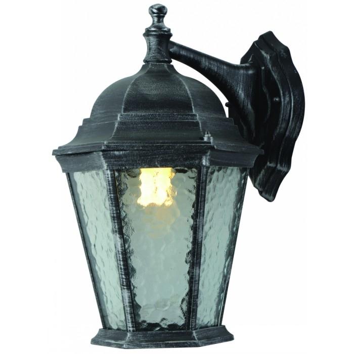 все цены на Светильник уличный настенный Arte lamp A1202al-1bs