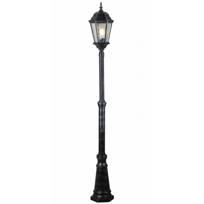 все цены на Светильник уличный Arte lamp A1207pa-1bs