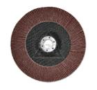 Круг Лепестковый Торцевой (КЛТ) ПРАКТИКА 775-686 115х22мм, Р80
