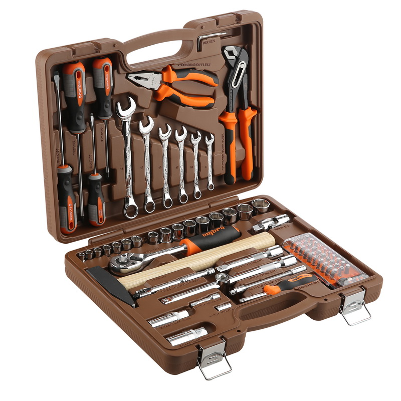 Набор инструментов в чемодане, 75 предметов Ombra Omt75s ombra omt75s 75шт