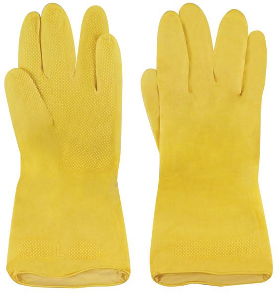 Перчатки латексные Fit 12400