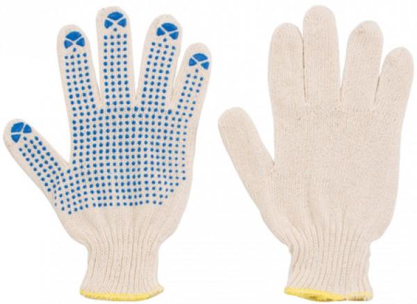 Перчатки ПВХ Fit 12484