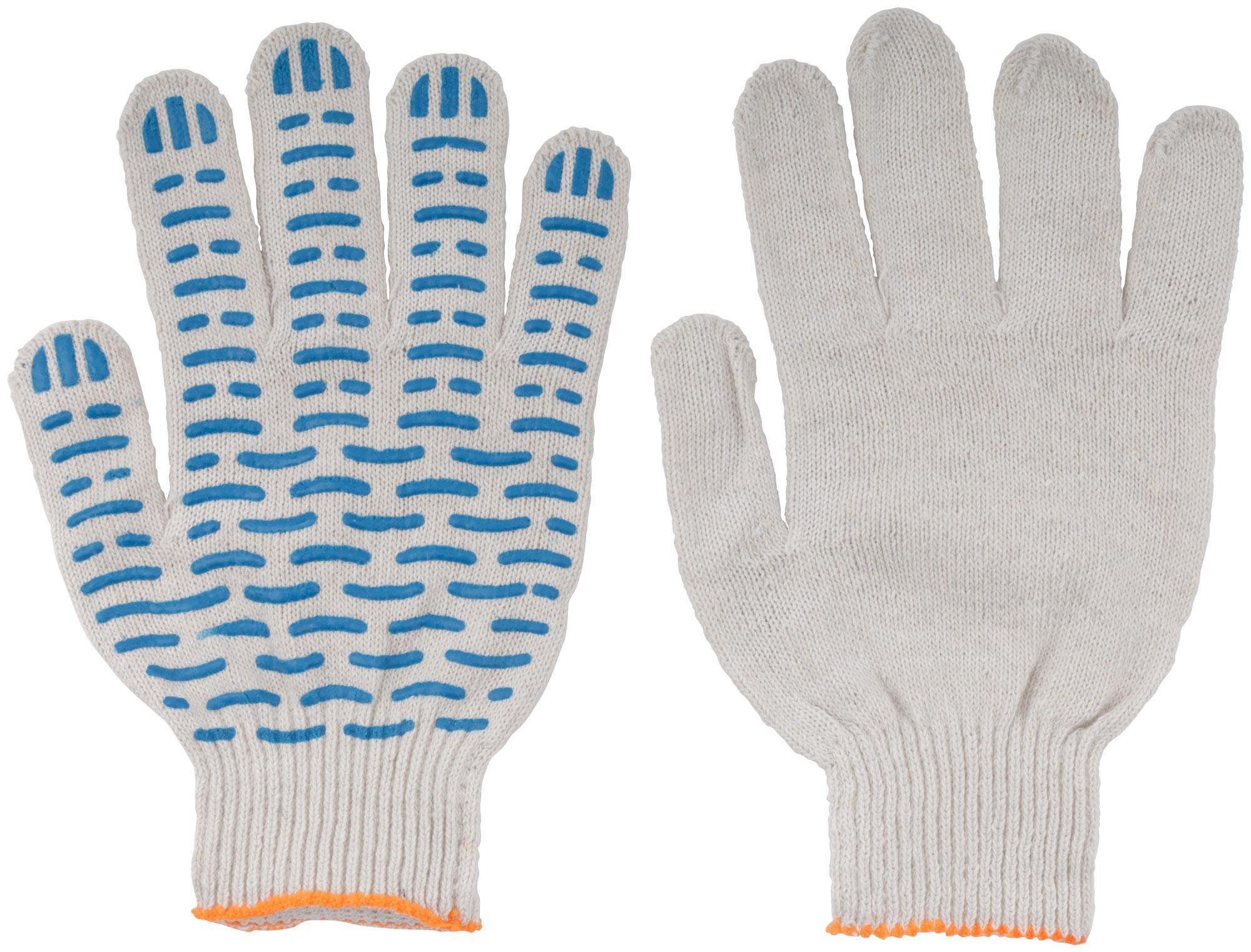 Перчатки ПВХ Fit 12491
