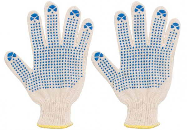 Перчатки ПВХ Fit 12493 б у станки делать х б перчатки