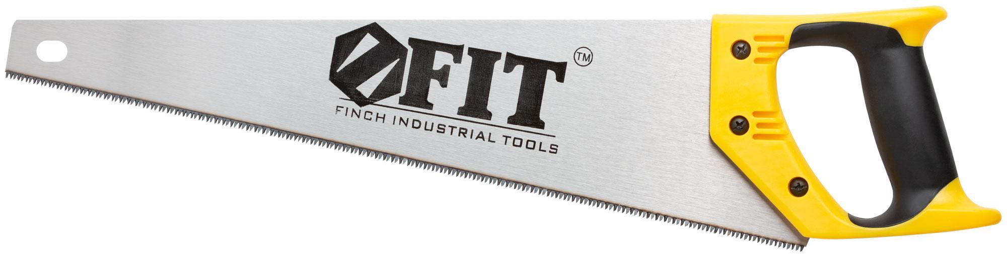Ножовка по дереву Fit 40475 ножовка по дереву fit 40469