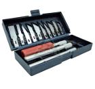 Нож строительный SANTOOL 030601
