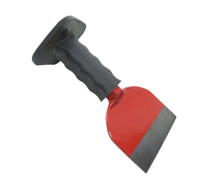 Зубило Santool 031002-100-220 зубило santool 220х100 мм с протектором крашенное 031002 100 220