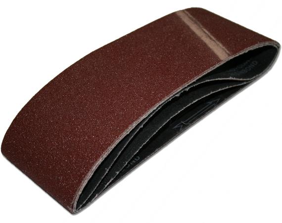 Лента шлифовальная бесконечная ПРАКТИКА 031-433 75х533мм, p60, 3шт. лента шлифовальная бесконечная hammer flex 75 х 533 р 60 3шт