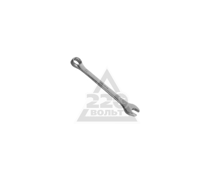 Ключ гаечный комбинированный 10х10 EUROTEX 031605-010-010 (10 мм)