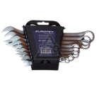 Набор комбинированных гаечных ключей в держателе, 9 шт. EUROTEX 031649-906-022