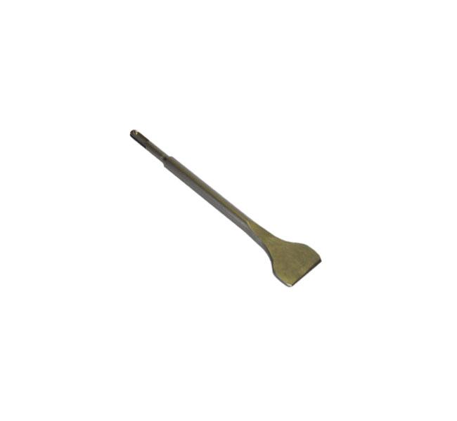 Зубило Santool 032002-050-250 зубило santool 220х100 мм с протектором крашенное 031002 100 220