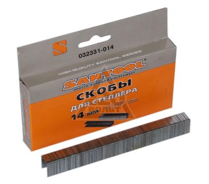 Скобы для степлера SANTOOL 032331-014