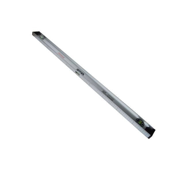 Уровень пузырьковый Santool 050241-100 алюминиевый уровень 2 глазка 1 поворотный 1500 мм santool рельс 050241 150