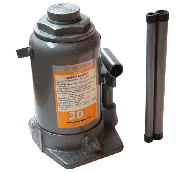 Домкрат Santool 110101-030 ключ гаечный комбинированный 30х30 santool 031602 030 030 30 мм