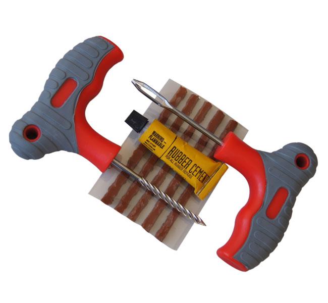 Набор Santool 110601 клей активатор для ремонта шин done deal dd 0365