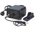 Паяльная станция с регулировкой температуры КОНТРФОРС 198830 аналоговая