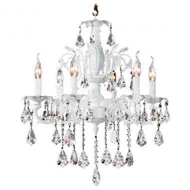 Люстра Lamplandia 7391-6 fresco lamplandia подвесная люстра lamplandia 9004 6 veronica