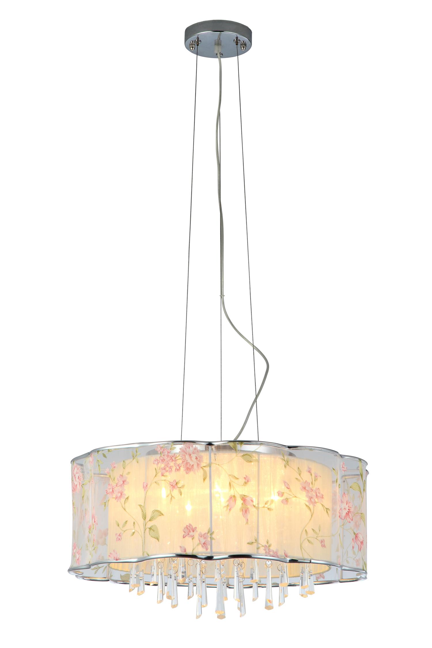Люстра Lamplandia 3185-6 selena lamplandia подвесная люстра lamplandia 9004 6 veronica