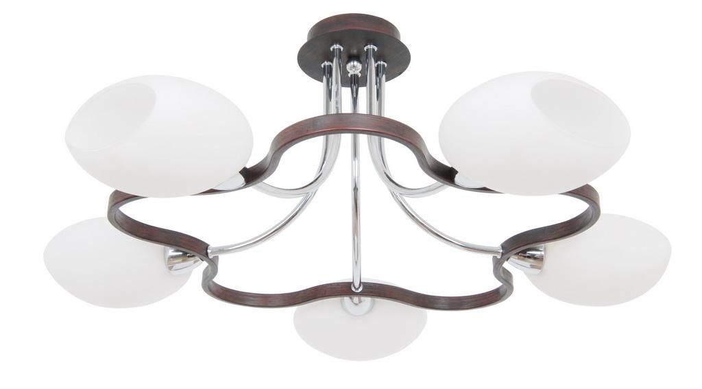 Люстра Lamplandia 3530 sprite люстра lamplandia daria 3х40вт е14 металл темно коричневый