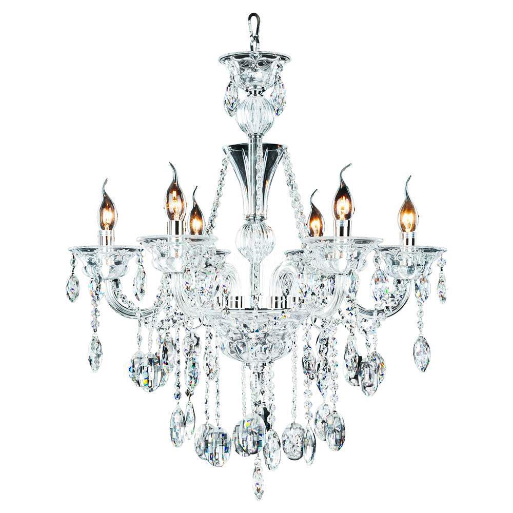 Люстра Lamplandia 88268-6 baron lamplandia подвесная люстра lamplandia 9004 6 veronica