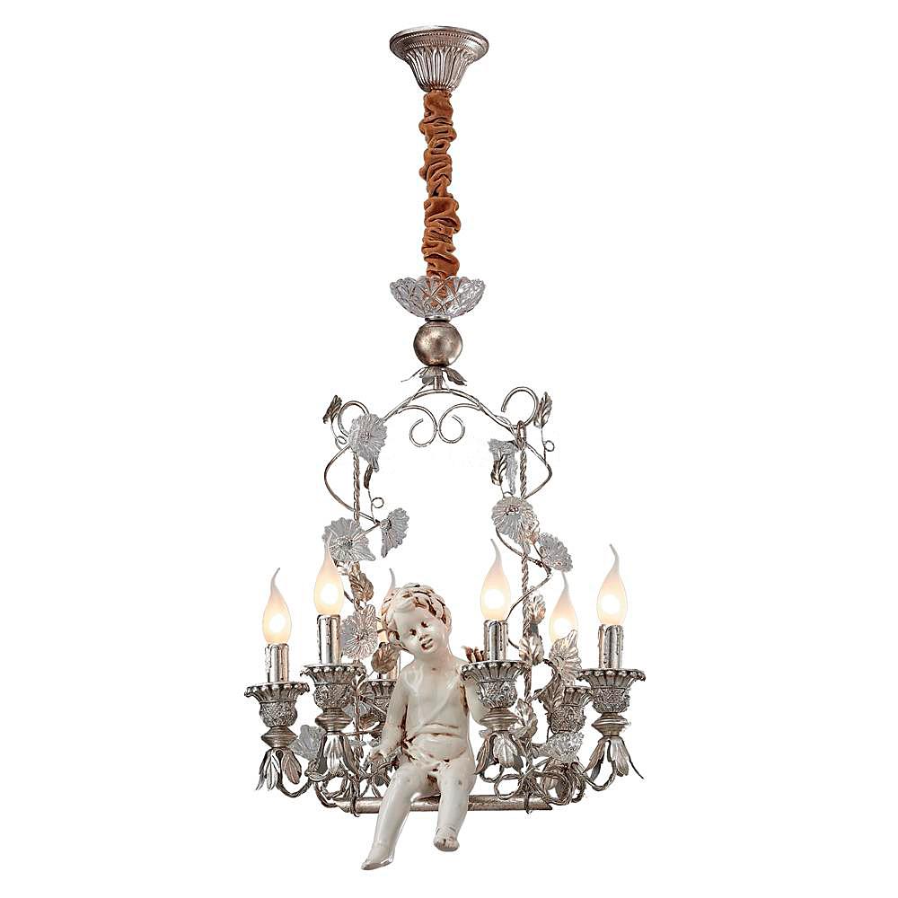 Светильник подвесной Lamplandia 3033/6 amur подвесной светильник globo amur 49350d1