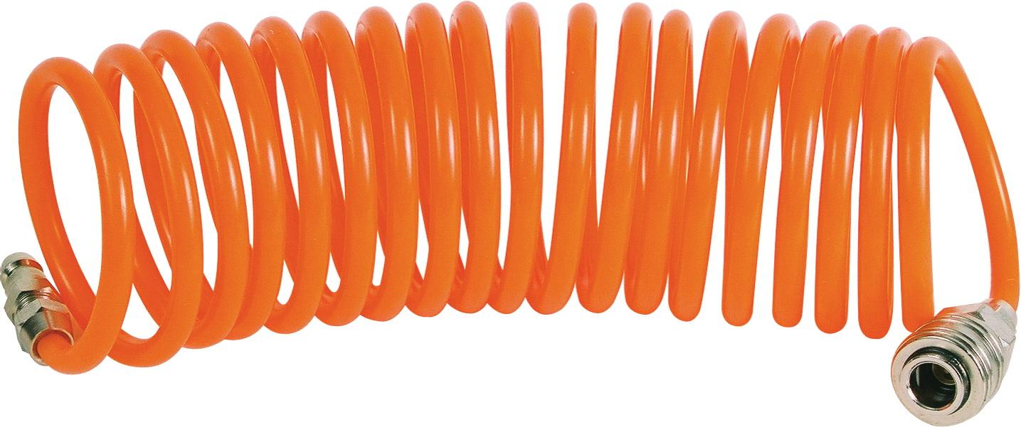 Шланг спиральный для пневмоинструмента КРАТОН 30104012