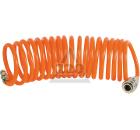 Шланг спиральный для пневмоинструмента КРАТОН 30104014