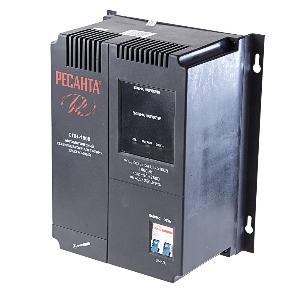 Стабилизатор напряжения РЕСАНТА СПН-2700 цена и фото