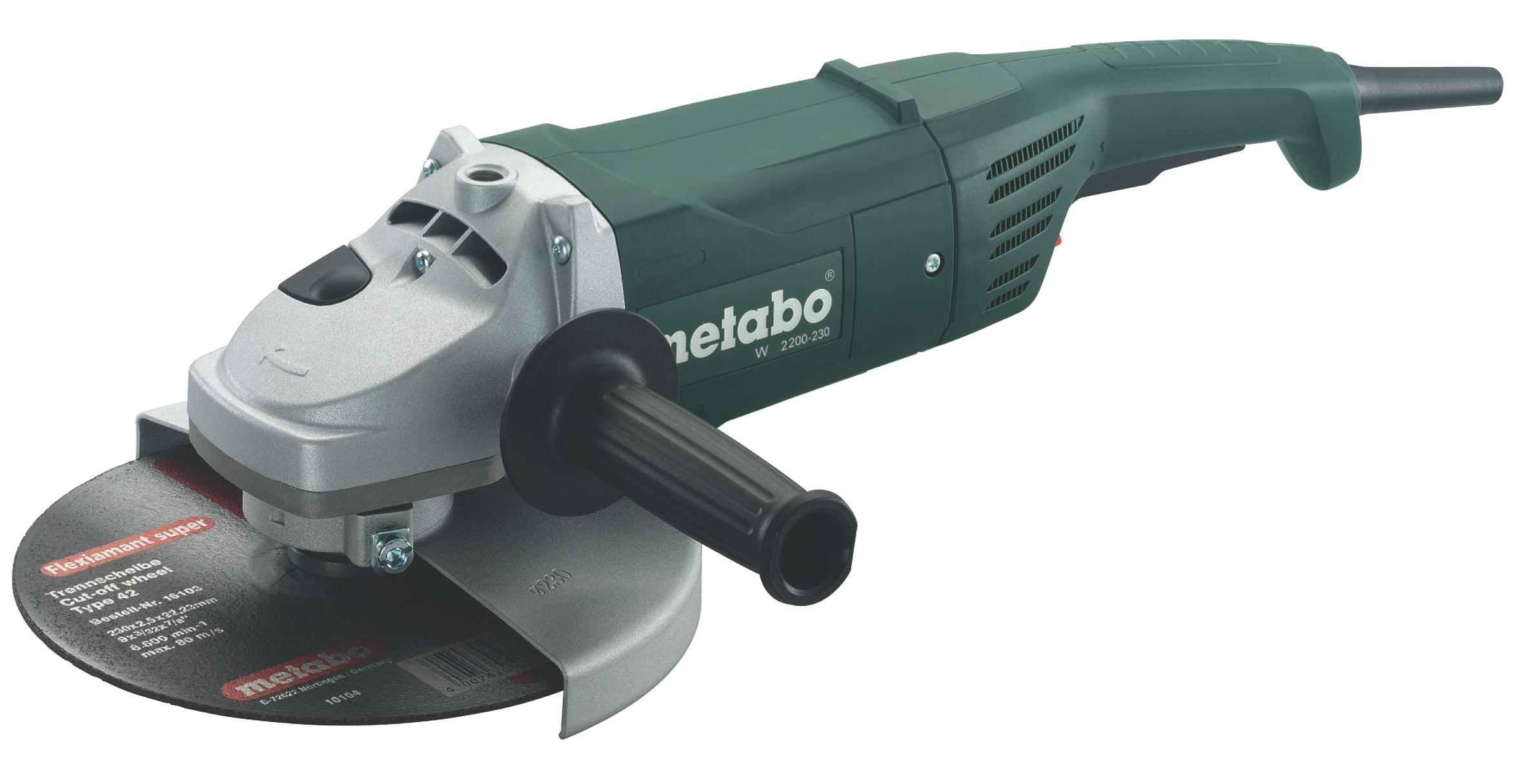УШМ (болгарка) Metabo W 2200-230 (600335000)