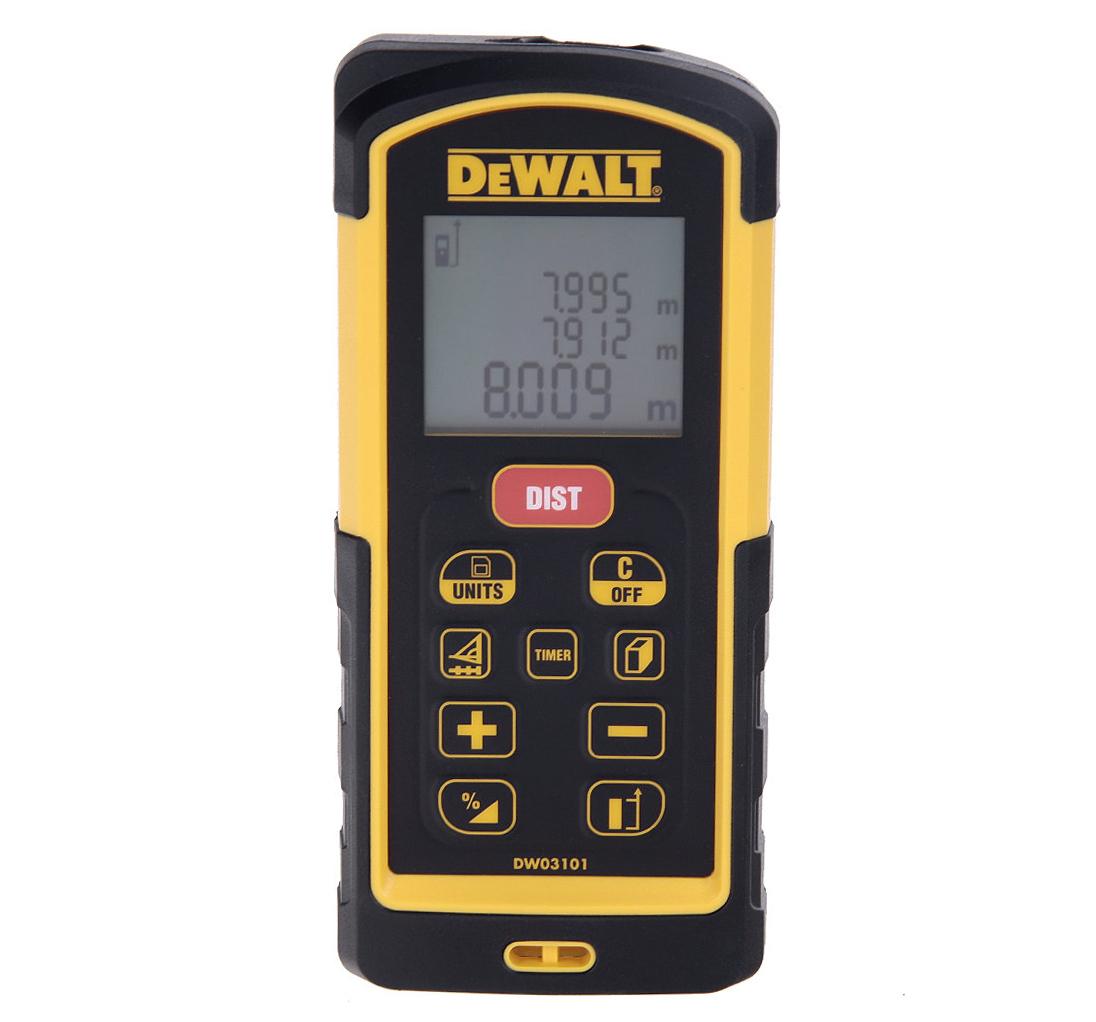 Дальномер лазерный Dewalt Dw03101 лазерный уровень dewalt dw 088 k