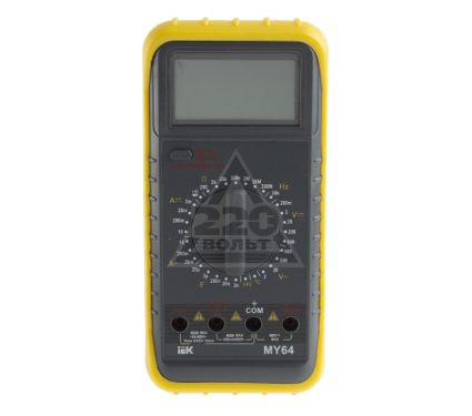 Мультиметр IEK Professional MY64
