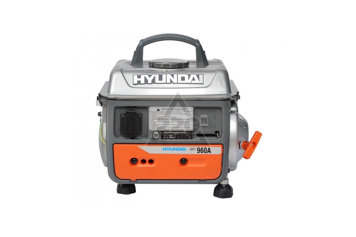 Бензиновый генератор hyundai hhy 960a сварочный аппарат ресанта бу цена