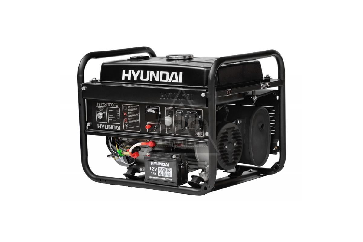 Купить бензиновый генератор hyundai hhy3000fe сварочный аппарат redius