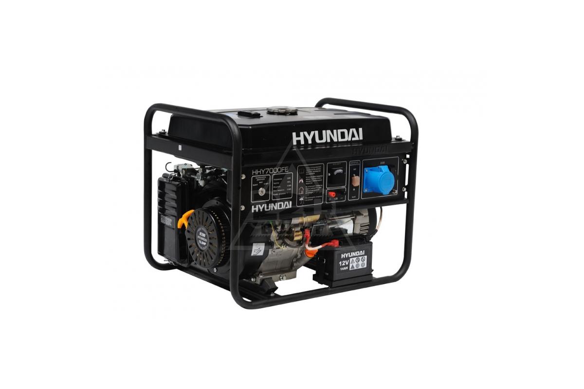 Бензиновый генератор hyundai hhy 7000fe бытовые сварочные аппараты бу