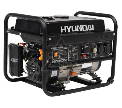 Бензиновый генератор HYUNDAI HHY3000FG