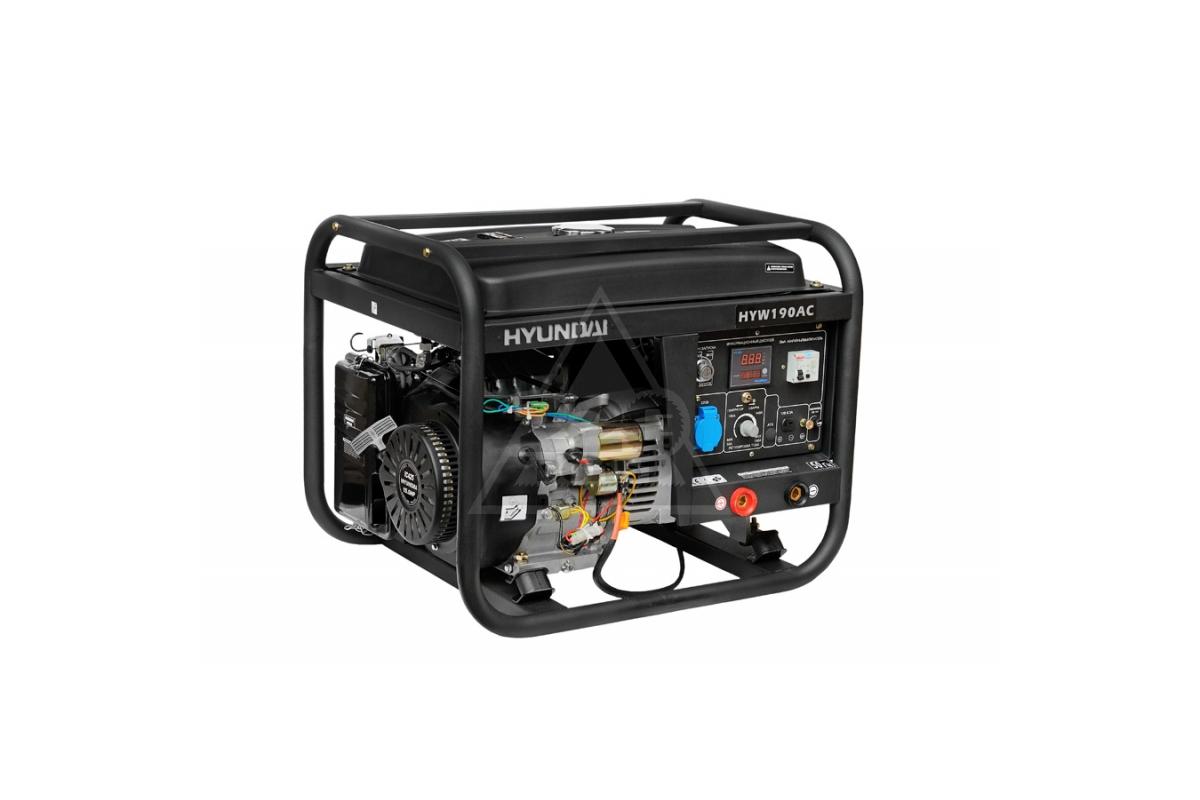 электрогенератор hyundai ic425 отзывы