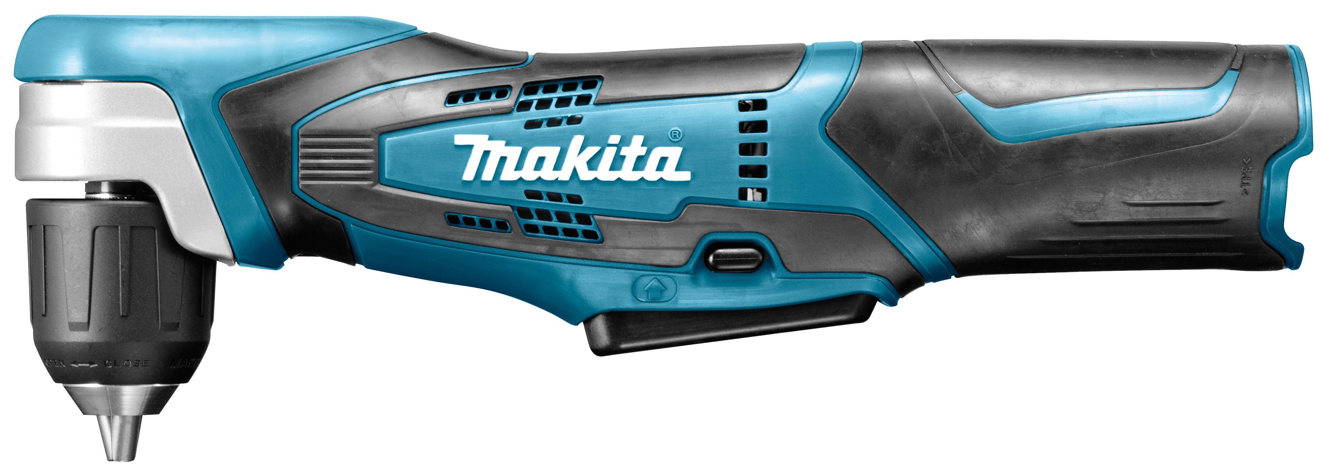 Дрель аккумуляторная Makita Da331dz угловая БЕЗ АКК. и З/У аккумуляторный шпоночный фрезер makita bpj140z без акк и з у