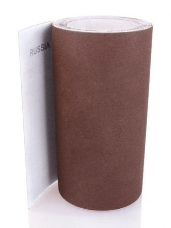 Шкурка шлифовальная в рулоне БЕЛГОРОД Zk10yw 1620х20м p60 (циркон) от 220 Вольт