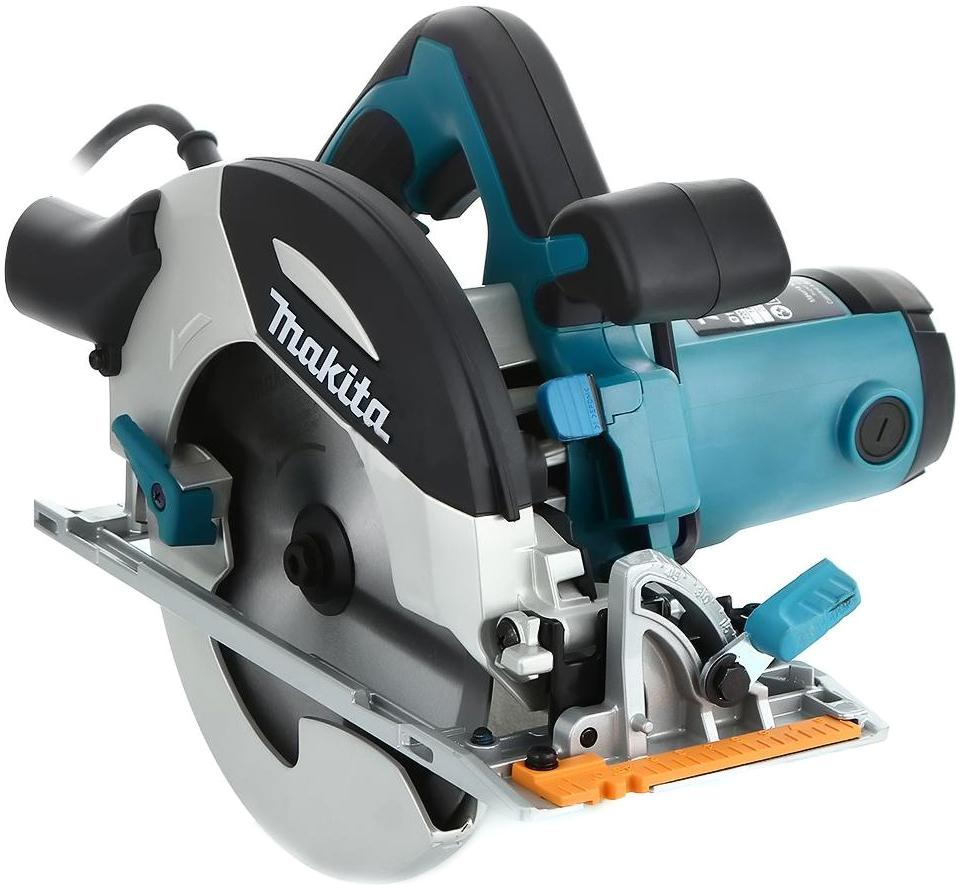Пила циркулярная Makita Hs6100 циркулярная пила patriot cs186 190301605