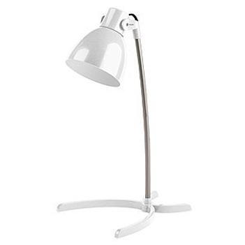Лампа настольная ЭРА Ne-303 белая