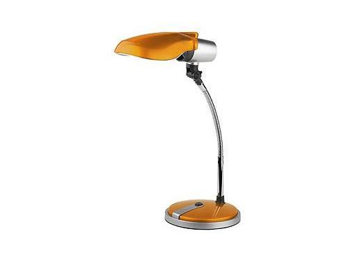 Лампа настольная ЭРА NE-301 оранжевая