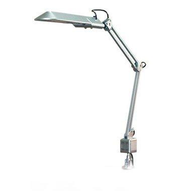 Лампа настольная ЭРА Nl-201 серая эра nl 255 g10q 13w gr