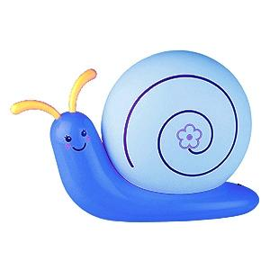Ночник ЭРА Nled-405 синяя
