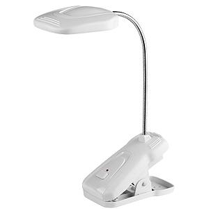 Лампа настольная ЭРА Nled-420 белая
