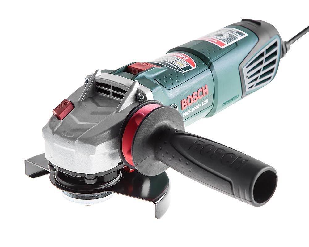 цена на УШМ (болгарка) Bosch Pws 1000-125 (0.603.3a2.620)