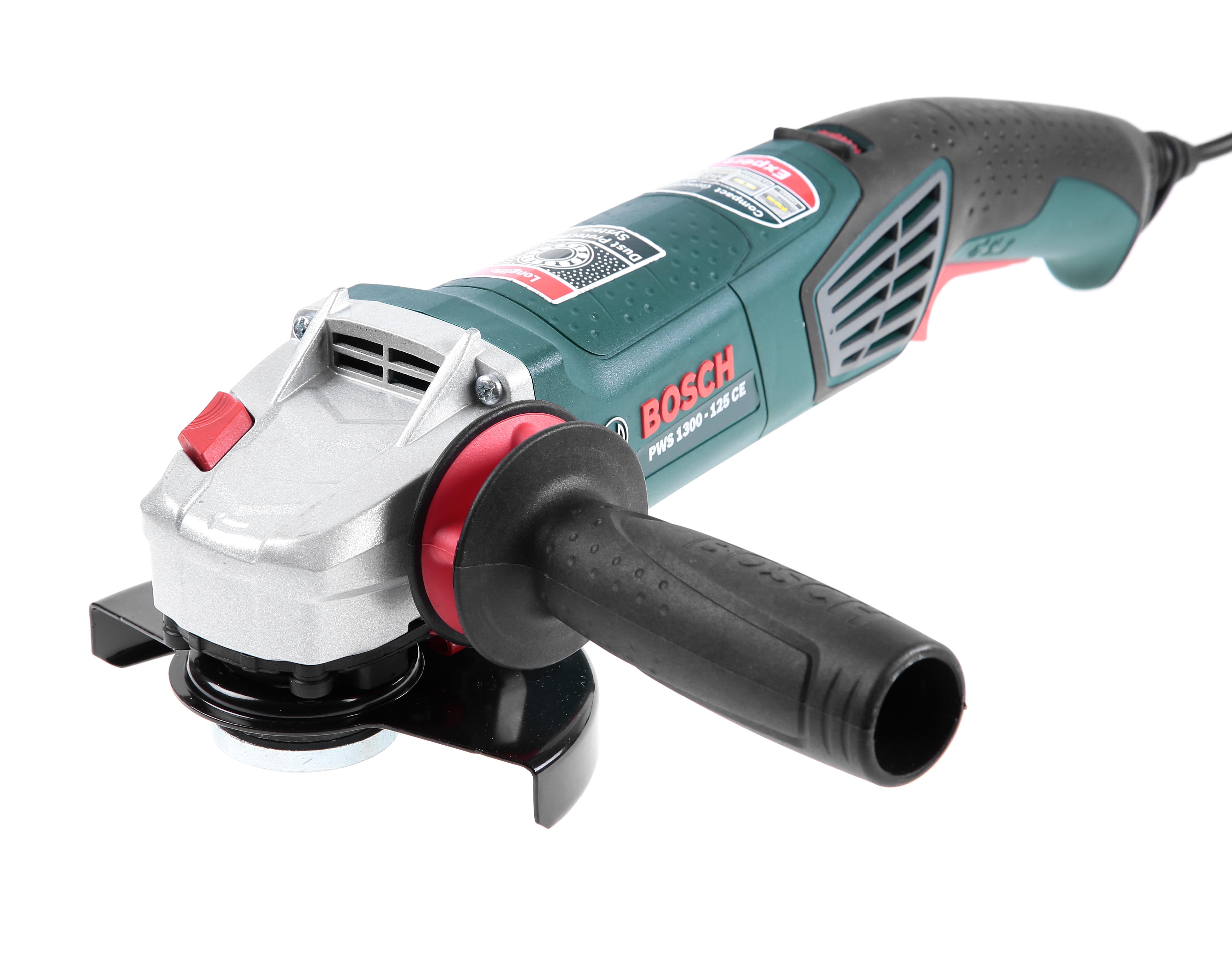 все цены на  УШМ (болгарка) Bosch Pws 1300-125 ce (0.603.3a2.920)  онлайн